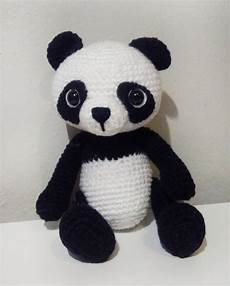panda amigurumi no elo7 bee handmade 932f9c