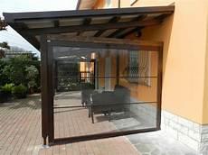 tende veranda prezzi tenda veranda con cristal trasparente