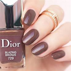 Light Brown Nail Color 5 Stunning Dark Brown Nail Polishes That Are Perfect For