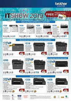 Brochure Design And Printing Singapore Printers Brochures It Show 2019 Singapore Hardwarezone
