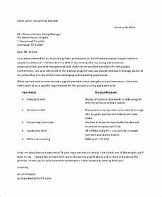 Cover Letters For Accounting Free 9 Sample Accounting Cover Letter Templates In Pdf