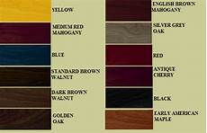 Lockwood Dyes Color Chart Lockwood Oil Soluble Dye Powders