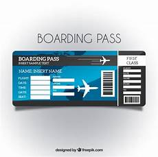 Sample Boarding Pass Template Boarding Pass Vectors Photos And Psd Files Free Download