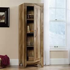 sauder adept 22 68 quot narrow storage cabinet in craftsman