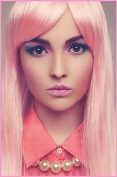 the modernette pastel hair