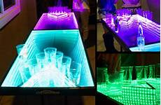 Led Party Table Lights Light Up The Party With Led Ping Pong Tables Ledinside