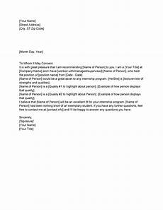 Recomandation Latter 43 Free Letter Of Recommendation Templates Amp Samples