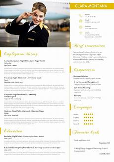 Cv Template For Cabin Crew Cover Letter Example For Emirates Cabin Crew Templates