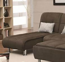 brown fabric chaise lounge a sofa furniture outlet