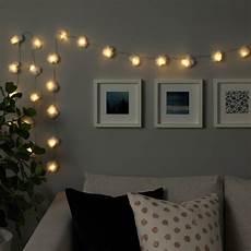 ikea illuminazione interni livs 197 r illuminazione a led 24 per interni tulle