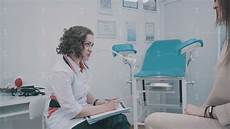 Free Gyn Patient And Doctor In The Gynecologist S Office A