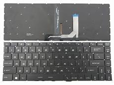 Msi Gs65 Keyboard Lighting Various Msi Keyboards Original Brand New Msi Laptop Keyboard