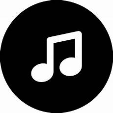 Music Note Logo Music Note In A Circle Svg Png Icon Free Download 40625