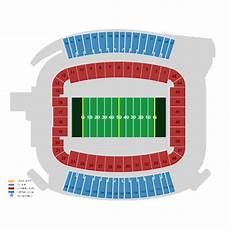 Auburn University Football Stadium Seating Chart Jordan Hare Stadium Auburn Tickets Schedule Seating