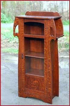 Charles Morris Lighting Voorhees Craftsman Mission Oak Furniture Accurate