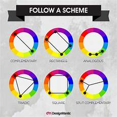 Color Wheel For Fashion Designers Color Philosophy And System In Web Design A Brief Account