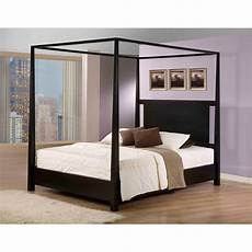 napa canopy king bed 80004544 overstock shopping