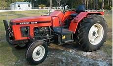 Antique Tractors 1996 Zetor 5211 Picture