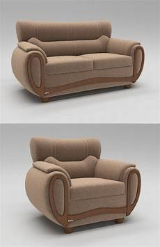 Sofa Seat 3d Image by Contemporary Seating Sofa 3d Model Turbosquid 1337238