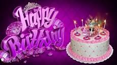 Birthday Wish Pictures Fairy Princess Cake Happy Birthday Youtube