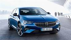 opel indignia 2020 2020 opel insignia gets the mildest of facelifts