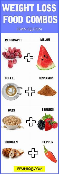 10 food combinations for weight loss burning combos