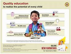 building new karnataka quality education to realise the