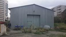 compro capannone capannone prefabbricato in ferro zincato smontabile