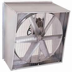 agriculture slant cabinet exhaust fan 36 inch 10125 cfm