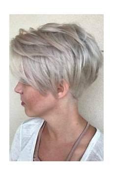 kurzhaarfrisuren feines graues haar frisuren graue haare mit str 228 hnchen frisuren graue