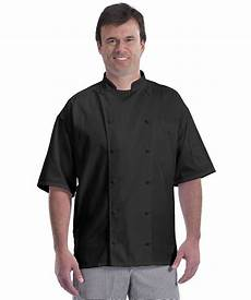 chef coats black lightweight lightweight vented mesh back chef coats