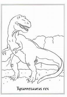 Dinosaurier Ausmalbilder Triceratops N De Ausmalbild Dinosaurier 2 Tyrannosaurus Rex