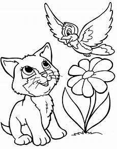 Malvorlagen Tieren 10 Animals Coloring Pages