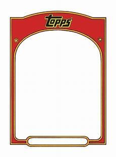 Baseball Card Templates Baseball Card Template Doliquid