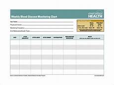 Glucose Chart Pdf Sample Blood Glucose Chart 7 Documents In Pdf