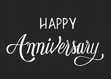 Happy Anniversary Design Happy Anniversary Typography Design Illustration