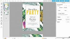 How To Make Party Invitations On Word How To Make Free Party Invitations Lucidpress