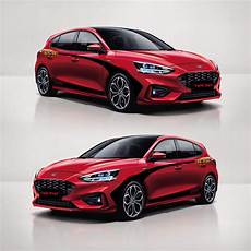 2019 Ford Focus Rs St by Taiyao Car Styling Sport Car Sticker For Ford 2019 Focus