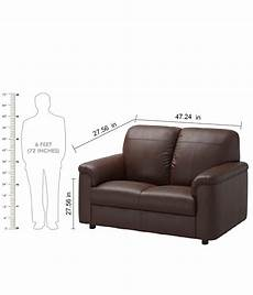 5 Ft Sofa 3d Image by Leatherette 5 Seater Sofa 3 2 In Brown Buy Leatherette