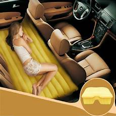 sleep comfortably in your car s backseat with this