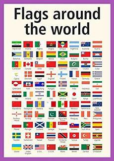 Flags Of The World Chart Printable Flags From Around The World Printable 81woqoosm6l Sy450