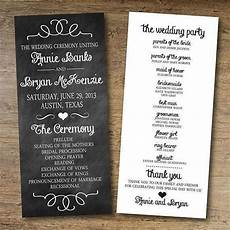 Wedding Ceremony Program Template Free Papers And Ink Top Wedding Program Templates Everafterguide