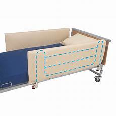 cot side bumper for 3 or 4 bar rails low prices