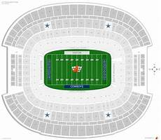 Stanford Stadium Seating Chart Seat Numbers Dallas Cowboys Stadium Virtual Seating Chart Www
