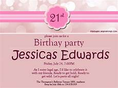 21 Bday Invites 21st Birthday Invitations 365greetings Com