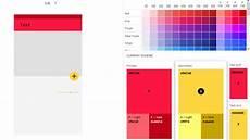 Color Tool Material Design Googleが提唱する マテリアルデザイン の普及をフォローするカラーツールが登場 Gigazine