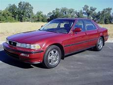 Acura Legend 1991 1992