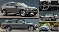 Audi A4 Allroad 2020 by Audi A4 Allroad Quattro 2020 Pictures Information Specs