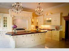 Ex Display Clive Christian Classic Cream Victorian Kitchen, Island, Dresser, Worktops and Appliances