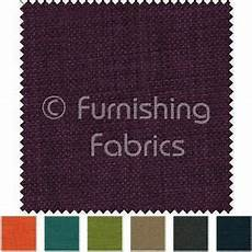 quality new soft linen look chenille upholstery curtains